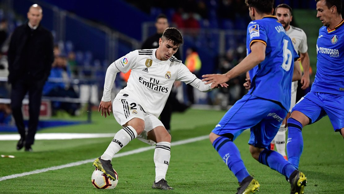 Getafe Real Madrid: Getafe - Real Madrid: El Show De Brahim
