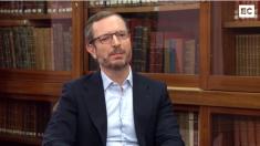 El candidato del PP por Álava, Javier Maroto, al candidato de EH Bildu: «Eres un miserable y me repugna verte aquí»