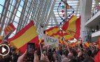 Vox abarrota la Ciudad de las Artes en Valencia con más de 5.000 asistentes a su acto