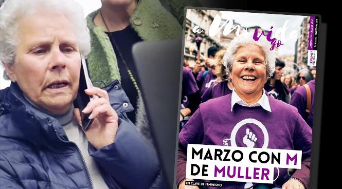 'Conchi' de Podemos
