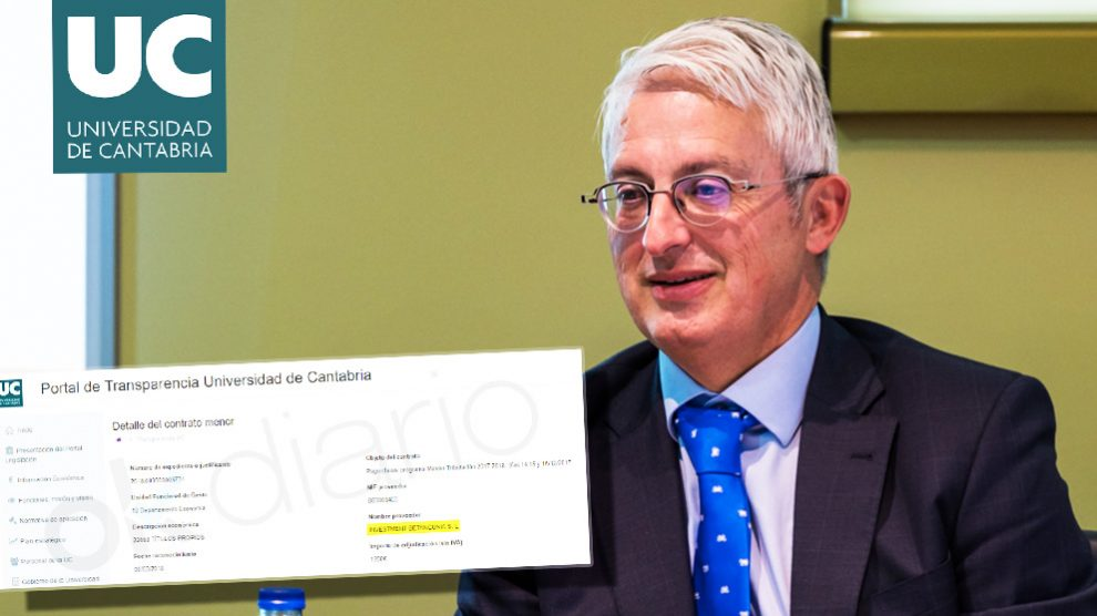El presidente del Tribunal Económico-Administrativo Central, José Antonio Marco Sanjuán
