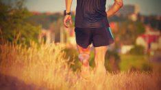 Entre las ventajas que aportan el natural running es que se evitan lesiones.