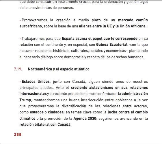 Soros logra que Sánchez incluya algunos de sus postulados en el programa del PSOE