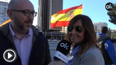Simpatizantes de Vox hablan con OKDIARIO en Colón