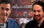 Los socios de Iglesias y Sánchez: Equo lleva en sus listas a dos condenados por colaborar con ETA