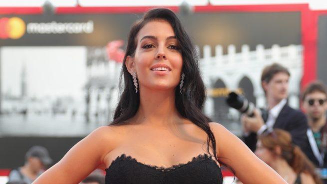 Instagram: Georgina Rodríguez se disfraza de Capitana América