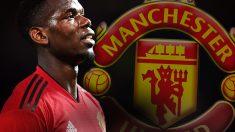 Paul Pogba quiere salir corriendo del Manchester United.