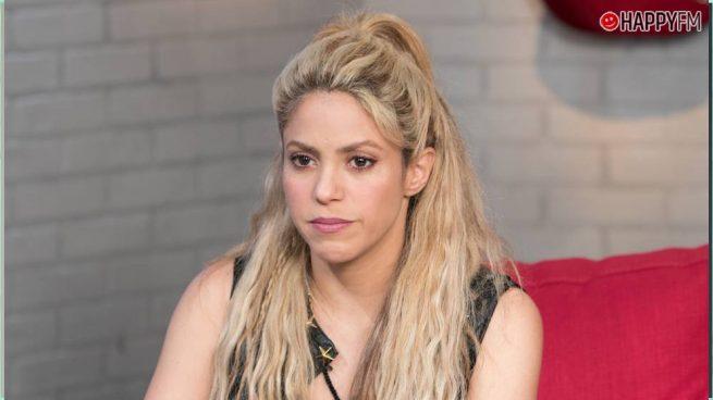 Así es Shakira sin una pizca de maquillaje