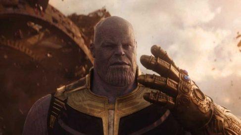 Thanos, de Vengadores: Endgame