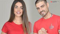 Violeta y Fabio, muy juntitos en Supervivientes 2019