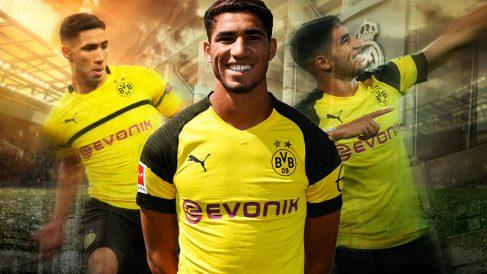 Achraf está listo para volver al Madrid.