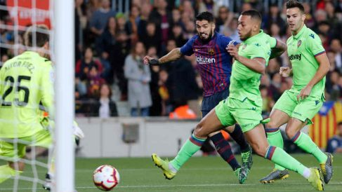 Liga Santander: Barcelona – Levante | Partido de fútbol hoy, en directo.