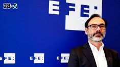 Fernando Garea, presidente de la Agencia EFE (Foto: EFE).