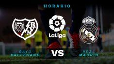 Liga Santander: Rayo Vallecano – Real Madrid | Horario del partido de fútbol de Liga Santander.
