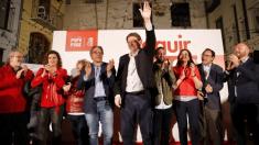 Ximo Puig, líder del PSOE en la Comunidad Valenciana. Foto. Twitter.
