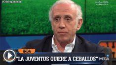 Dani Ceballos podría protagonizar una operación parecida a la de Álvaro Morata con la Juventus.