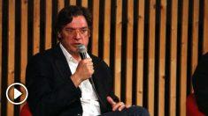 'Dos Cataluñas' devuelve un premio tras entregarlo Puigdemont (EP).