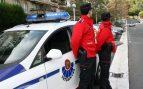 Agentes de la Ertzaintza. Foto. EP.