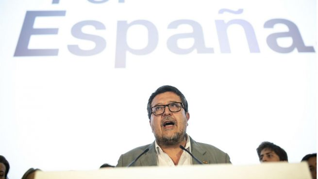 Serrano admite cierta decepción en los resultados de Vox en Andalucía