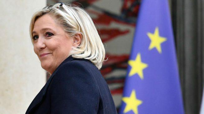 Le Pen felicita a Abascal: «Las naciones necesitan defensores entusiastas»