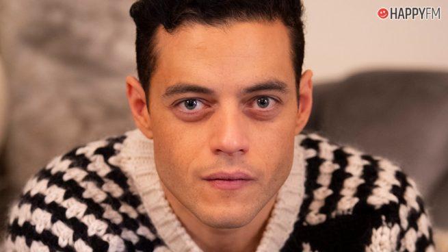 Rami Malek ('Bohemian Rhapsody') y la foto de su infancia de la que todo el mundo habla