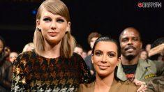 Taylor Swift y Kim Kardashian