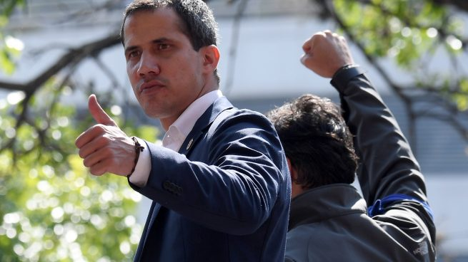 Guaidó espera celebrar elecciones lo antes posible para devolver la democracia a Venezuela
