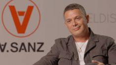 El cantante español Alejandro Sanz. Foto: Europa Press