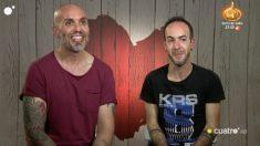 David y Marcos ya se conocían antes de 'First Dates'