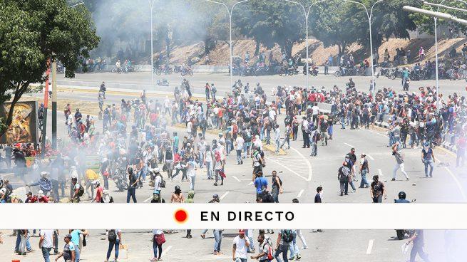 Resultado de imagen para noticieros venezuela