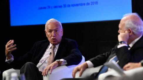 El exministro 'popular' de Asuntos Exteriores, José Manuel García Margallo. Foto: Europa Press