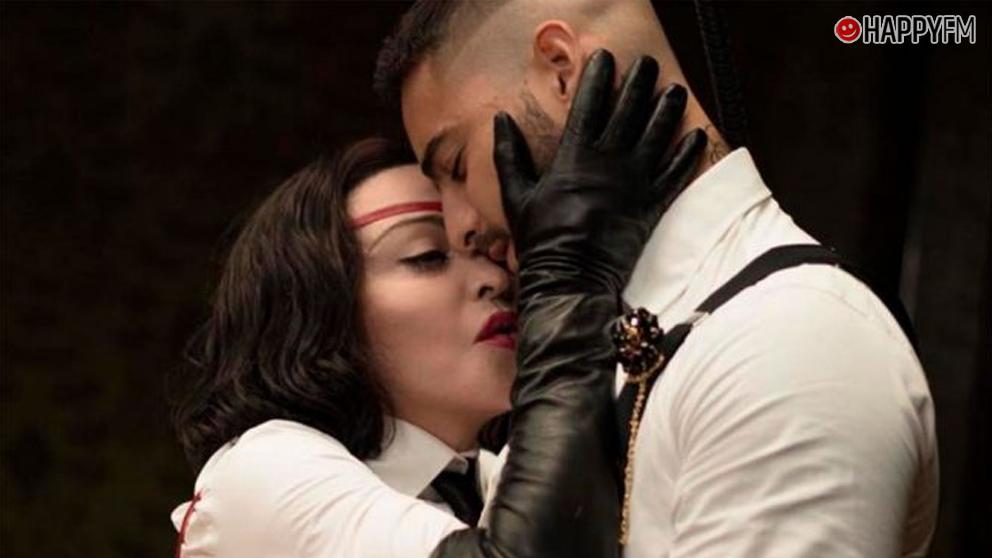 Maluma y Madonna, protagonistas de Billboard