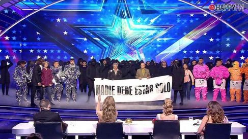 Murga Zeta Zetas, ganadores de 'Got Talent'