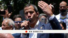 Venezuela: Última hora de Juan Guaidó y Nicolás Maduro, en directo