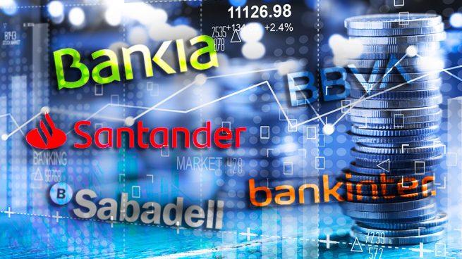 La banca en mínimos históricos: solamente Santander y Bankinter resisten