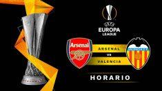 Europa League 2018-2019: Arsenal – Valencia | Horario del partido de fútbol de Europa League.