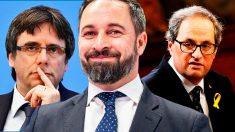 Vox derrotó al partido de Torra y Puigdemont en Hospitalet de Llobregat