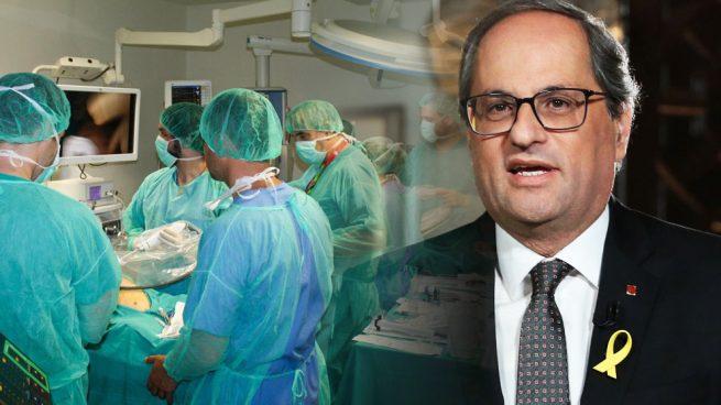 Torra espanta a los futuros médicos: sólo una de las 10 mejores notas del MIR elige un hospital catalán
