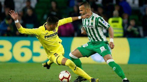 Jesé Rodríguez ante el Villarreal (@JeseRodriguez10)