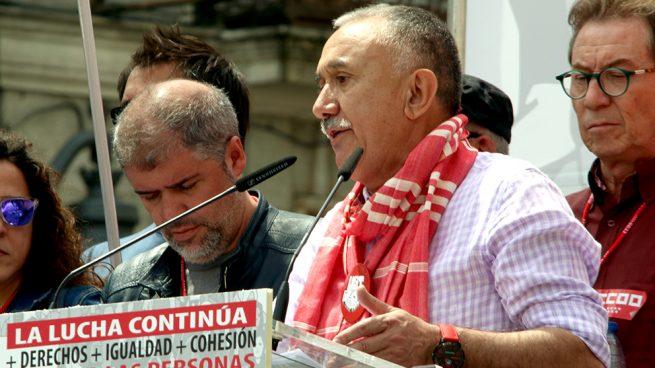Nace un sindicato que carga contra CCOO y UGT: «No defienden a los trabajadores, hacen política»
