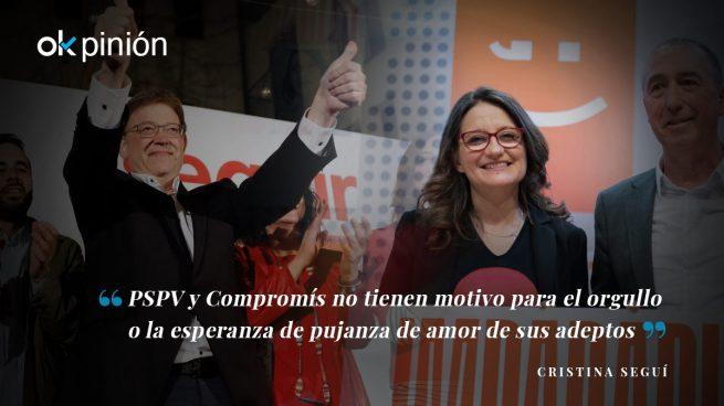 El dibujo electoral de la Comunidad Valenciana
