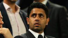Qatar se plantea abandonar su compromiso con el PSG (Getty).