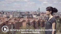 Vídeo promocional de Isabel Serra, candidata de Podemos a la Comunidad, copiado de Alexandria Ocasio-Cortez.