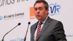 El alcalde de Sevilla, Juan Espadas. Foto: Europa Press