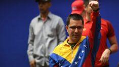 Jorge Arreaza, ministro de Exteriores de Maduro (Foto: AFP)