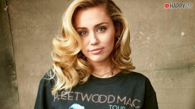 Miley Cyrus se muestra realmente afectada tras el final de 'Vengadores: Endgame'
