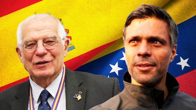 Josep Borrell: «No entregaremos a Leopoldo López bajo ningún concepto»