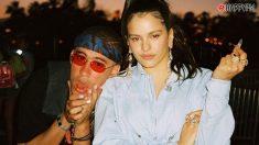 Rosalía y Bad Bunny, los artistas del momento