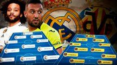El Real Madrid busca dejar un buen sabor de boca en el Bernabéu.