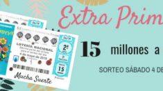 Sorteo Extraordinario de Primavera de la Lotería Nacional